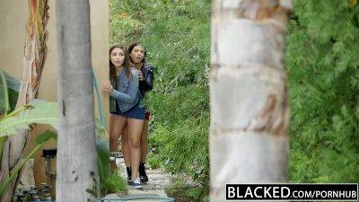 ebonyED Two teens vs BBC