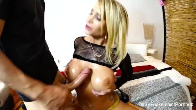 Daisy Monroe fucks a big dick POV style