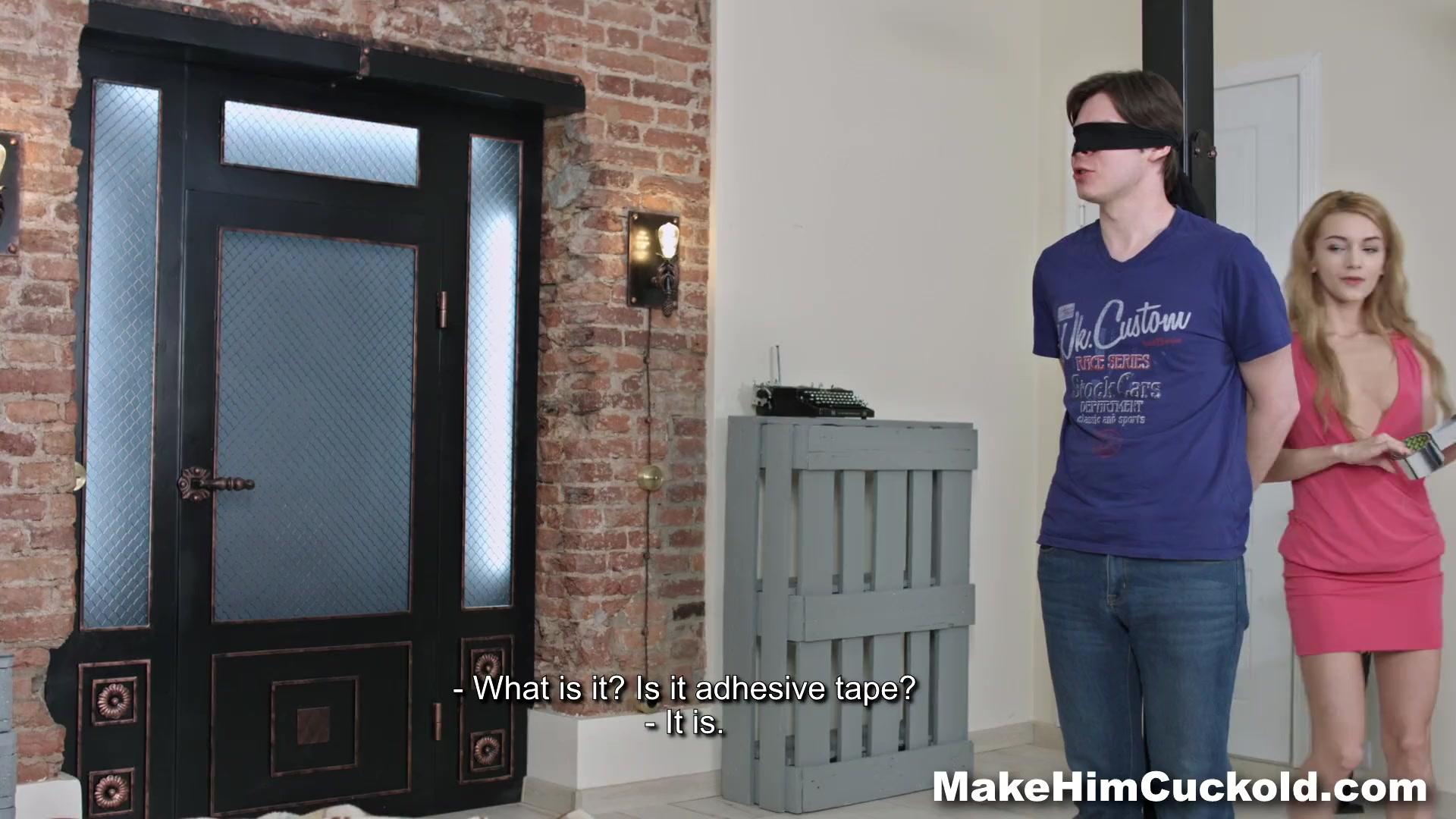 Preview 4 of Make Him Cuckold - Cum-covered Cuckold Revenge