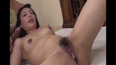 Kokona Sakurai amazing Japanese threesome on cam