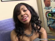 Preview 2 of Ebony Amber Steel Gets Revenge On Her Bf