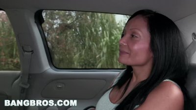 Preview 4 of The Bangbus In Colombia Fucking A Big Booty Latina Milf
