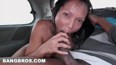 Preview 8 of The Bangbus In Colombia Fucking A Big Booty Latina Milf