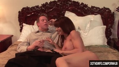 Preview 3 of Sexy Jenla Moore Fucks While Her Husband Watches