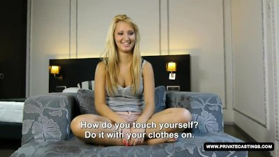 Preview 4 of Spanish Beauty Nikky Baby Has Her Casting...