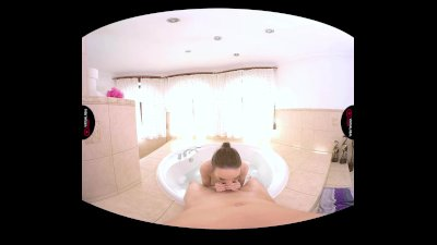 VirtualRealPorn.com - Bath for three