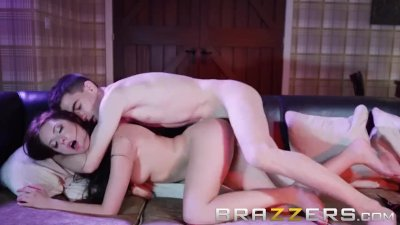 Hot Teen Can't Resist Her Sister's Boyfriend - Brazzers