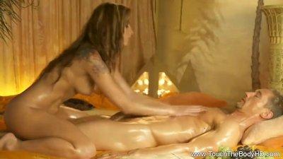 Sexy Handjob Massage From Turkey