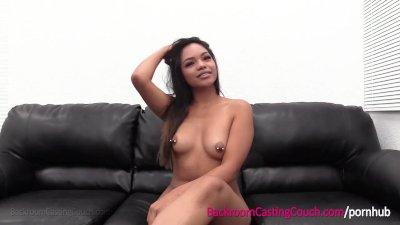 Big Tits Blasian Teen Anal Creampie Casting