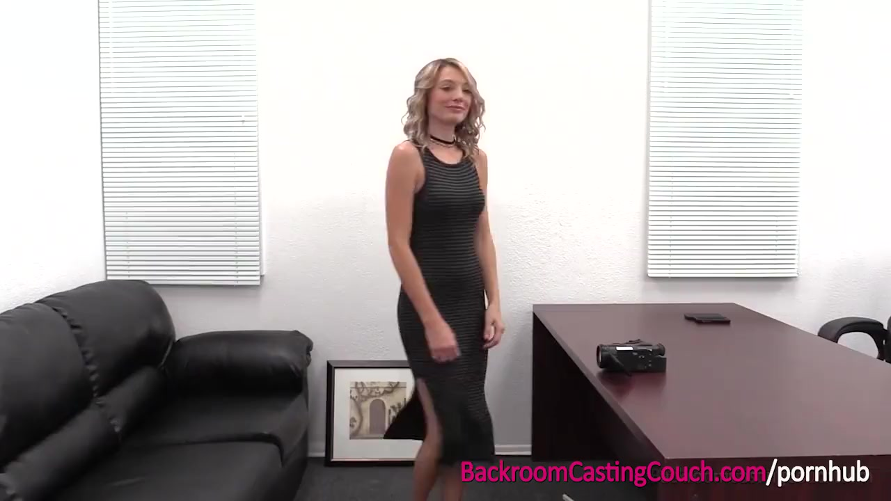 Preview 3 of Blonde Ass To Mouth And Creampie Casting