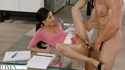 Preview 6 of Vixen Bad Intern Begs To Be Punished By Her Boss
