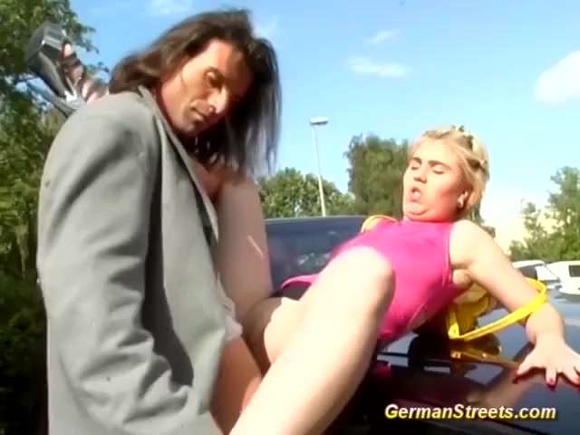 Preview 4 of Germa Schoolgirl Picked Up For Sex