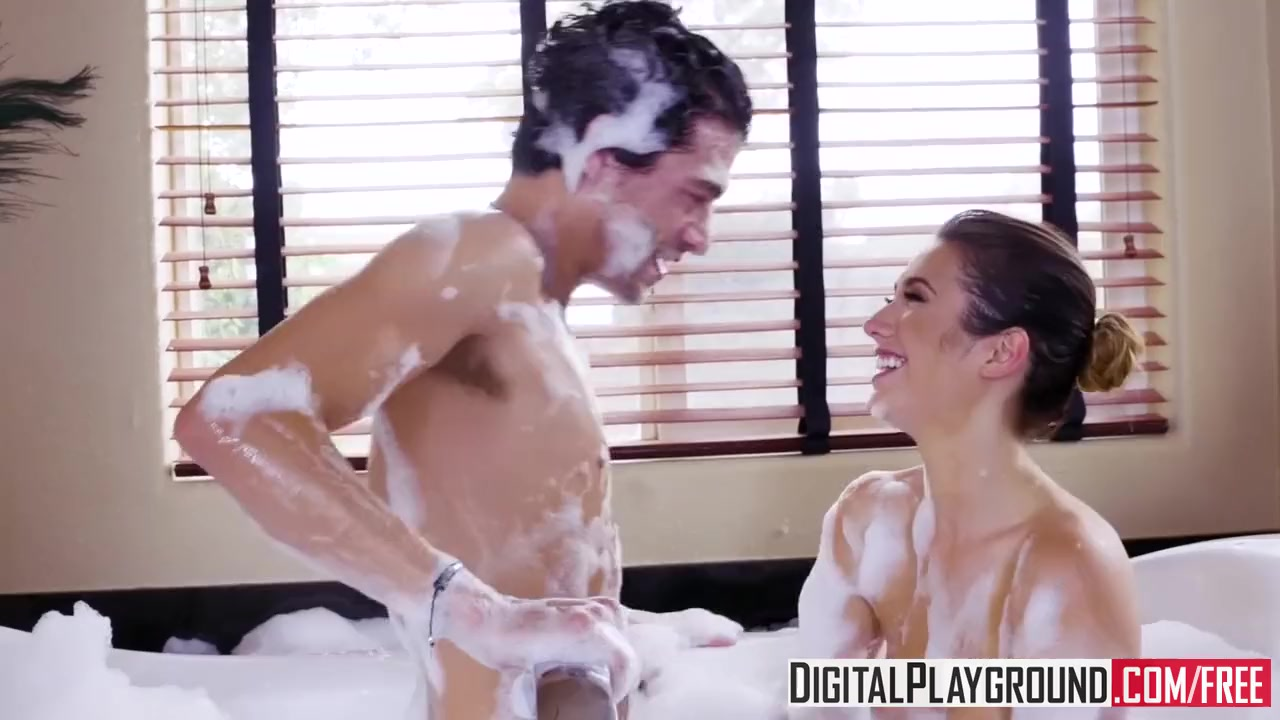 Preview 8 of Digitalplayground - Eva Lovia Gets Pounded By Xander Corvus In The Bathtub