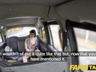 Preview 7 of Fake Taxi Cock Hungry Lady Loves To Take It All