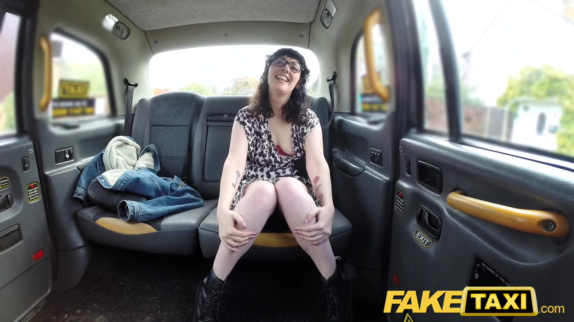 Preview 4 of Fake Taxi Cock Hungry Lady Loves To Take It All