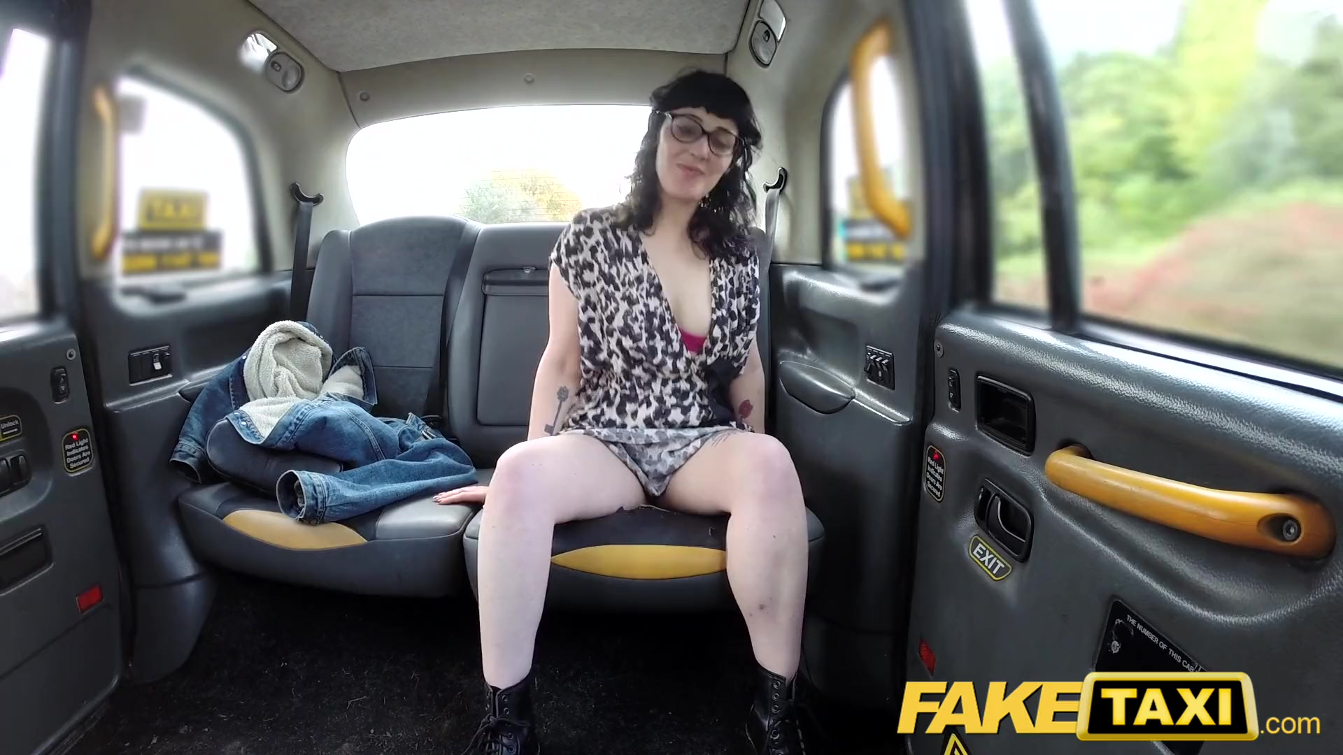 Preview 6 of Fake Taxi Cock Hungry Lady Loves To Take It All
