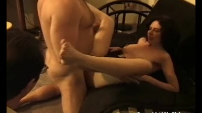 Skinny Tits Swinging Wife