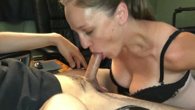 MILF Whore suck my friend gets her mouth used long time part 1/3 Houston/TX