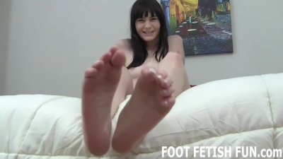 Preview 8 of Foot Fetish Femdom And Feet Worshiping Videos