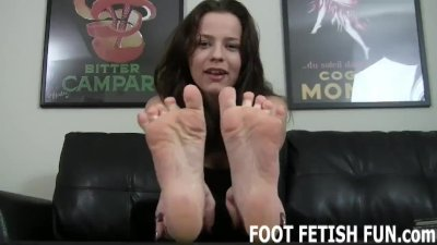 Preview 5 of Feet Porn And Femdom Foot Fetish Videos