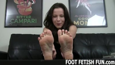 Preview 6 of Foot Worshiping And Female Foot Fetish Videos