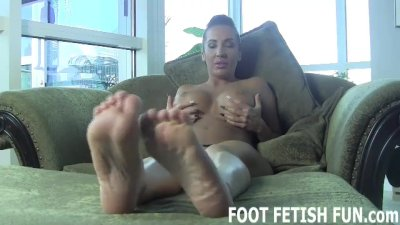 Preview 6 of Foot Fetish Femdom And Feet Worshiping Porn