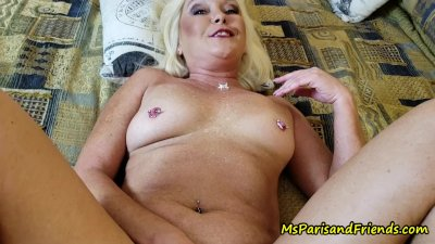 "Ms Paris and Her Taboo Tales ""Boys"""