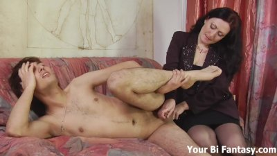 Bisexual Domination And Prostate Massage Porn