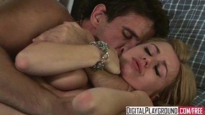 Digital Playground - Cute lil Lexi Belle Rides Manuel Ferrara big dick
