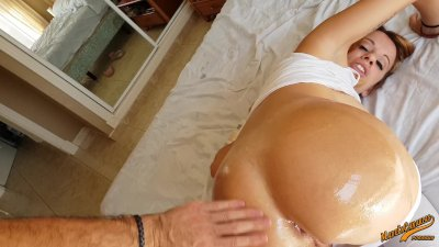 Preview 4 of Happy End Massage With Ruined Orgasm And Anal Sex