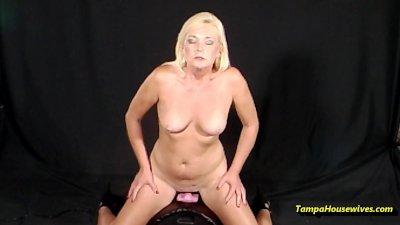 Extreme Masturbation and Multiple Orgasms