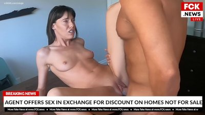 FCK News - Agent Offers Sex In Exchange For Discount On Homes