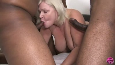 LACEYSTARR - Granny Used Hard By Masked Blacks
