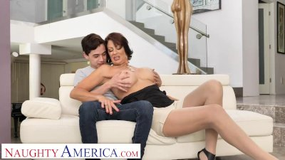 Preview 6 of Naughty America Vanessa Videl Teaches Juan How To Take Care Of A Woman