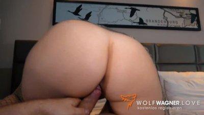 German Guy: Sloppy blowjob & MILF FUCK liz de lane wolfwagner.love