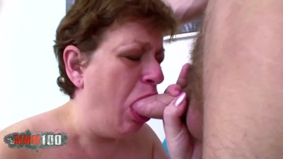 Preview 3 of Granny Gets Assfucked By A Cock