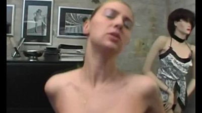 Preview 7 of Beautiful Natural Body On Dutch Slut Arouse Her Man