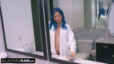 Preview 2 of  Ebonyed Raw -  She Was Tired Of Waiting For Her White Bf