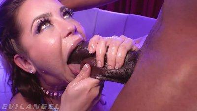 Alina Lopez Needs A Monster Cock To Satisfy Her Needs - EvilAngel