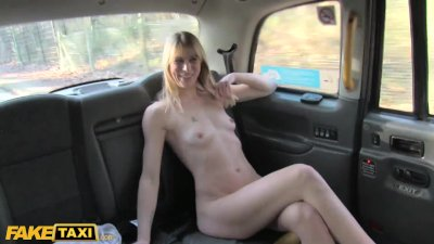 Preview 2 of Fake Taxi Horny Dutch Milf With Nice Nipples And Wet Pussy Takes A Facial