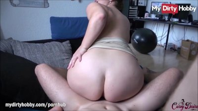 Preview 5 of Mydirtyhobby - Bbw Teen Gamer\u00a0gets An Anal Fuck And Creampie