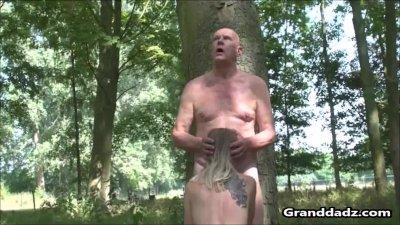 Granddadz cum compilation