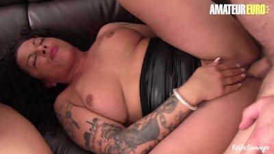 matureSwinger - Chubby German matures Intense Kinky Swinger Foursome - amateurEURO