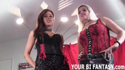 Bisexual Domination And Gay Femdom Fantasy Videos